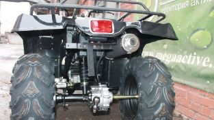 Квадроцикл Baltmotors ATV 400 EFI сзади
